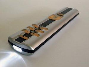 Telecomando Wireless Elegance Silver
