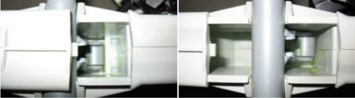 Meccanismo di spinta interno al motore