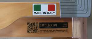 Savoldi Made in Italy