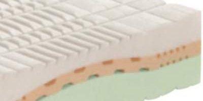 Materasso Bioforma con Memory Space a 3 strati
