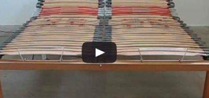  [con VIDEO] Rete Motorizzata a 2 piazze con 1 materasso matrimoniale. Come fare.