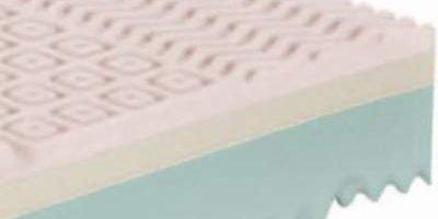 ✨ Materasso Meraviglioso a 3 Strati soderabile tessuto Eco Cashmere