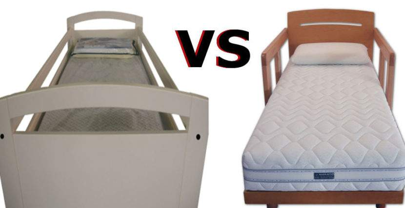 Sponde Letto Smart Bed vs Protect Plus