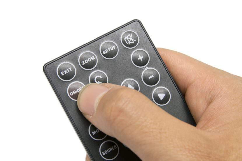 telecomando pulsantiera