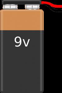 Batteria 9 Volt