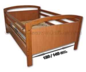 Giroletto Smart Bed una piazza e mezza