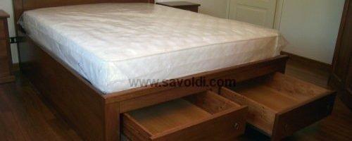 🥇 Sponde letto, reti, materassi fatti per durare. Treviglio, made in Italy.