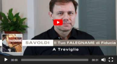 Il Tuo FALEGNAME di Fiducia a Treviglio