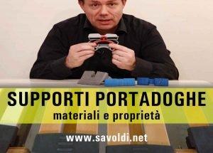 Materiali e proprietà dei SUPPORTI PORTA DOGHE spiegati facile