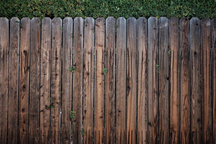 Steccato in Legno